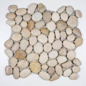 Đá Mosaics Maluku Tan
